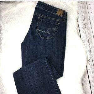 American Eagle boyfrined jean size 8 short
